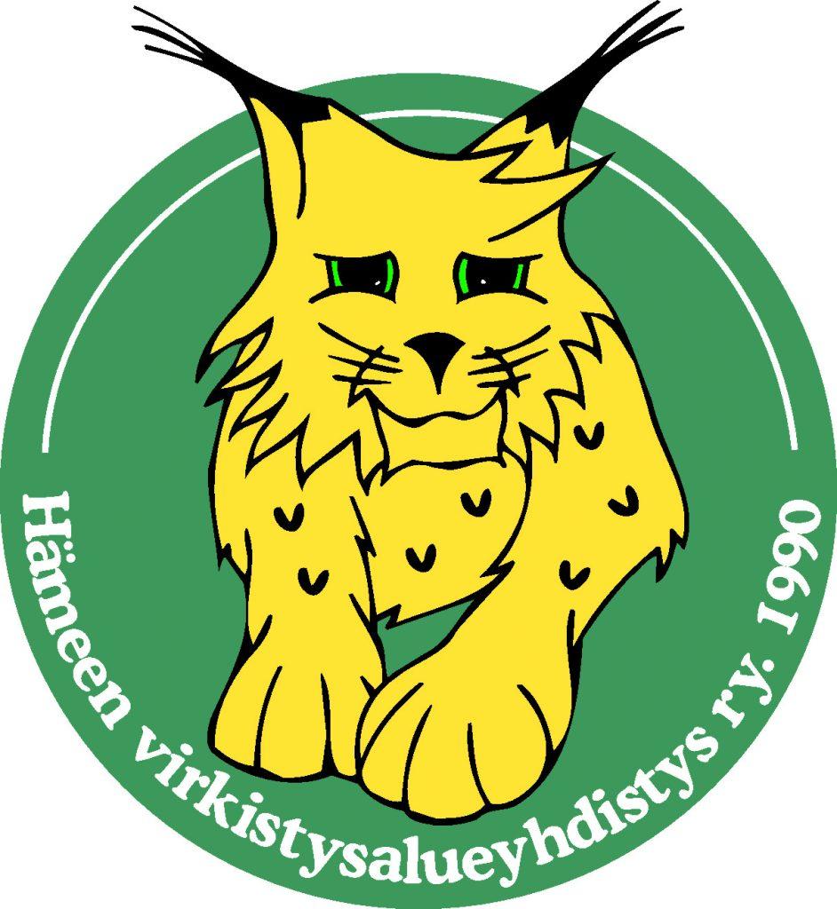 Hämeen virkistysalueyhdistyksen logo